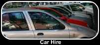 Car Hire Offers
